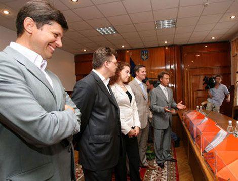 ЦВК зареєструвала мегаблок Луценко