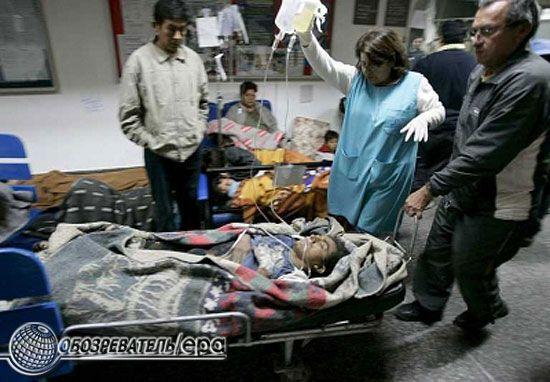 Жертвами землетрусу в Перу стали більше 330 чоловік. ФОТО