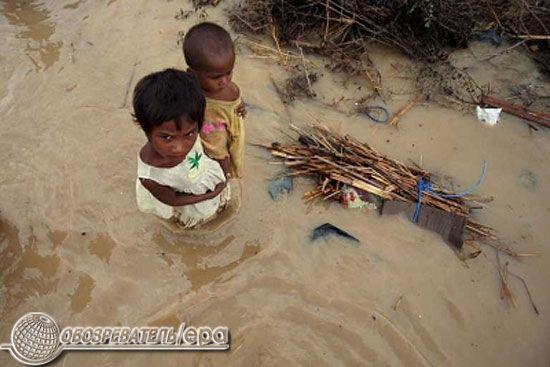Жертвами повеней в Індії стали понад 400 осіб. ФОТО