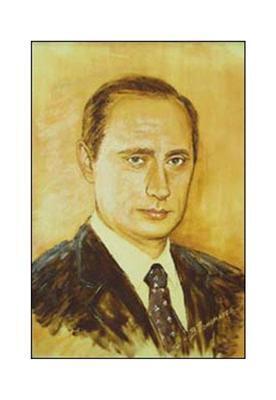 Путін сувенірний. Фоторепортаж