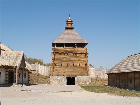 Серце вільної України - Київ, а душа її - Хортиця