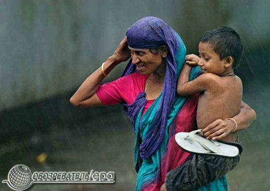 Повені в Бангладеш вбили 700 осіб. ФОТО