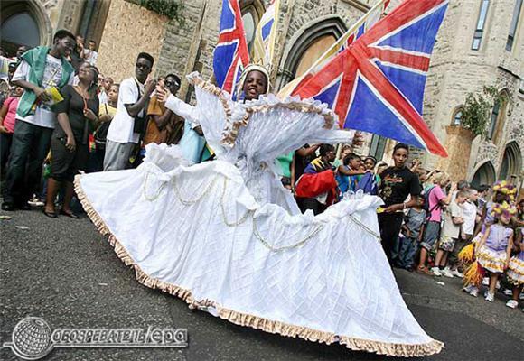 Ноттінг Хілл: самий барвистий карнавал в Європі