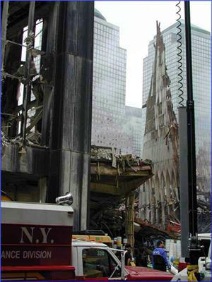 11 сентября 2001 года. Фоторепортаж