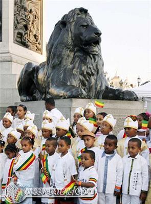 Ефіопія посварилася з Папою Римським і відстала від усього світу!
