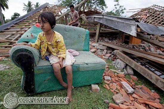 Новий землетрус в Індонезії. Є жертви