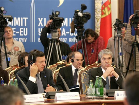 Саммит Украина-ЕС. Фоторепортаж
