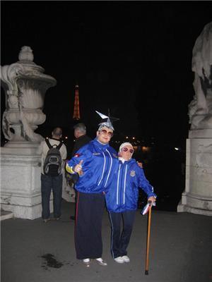Сердючка покорила Париж! Фоторепортаж