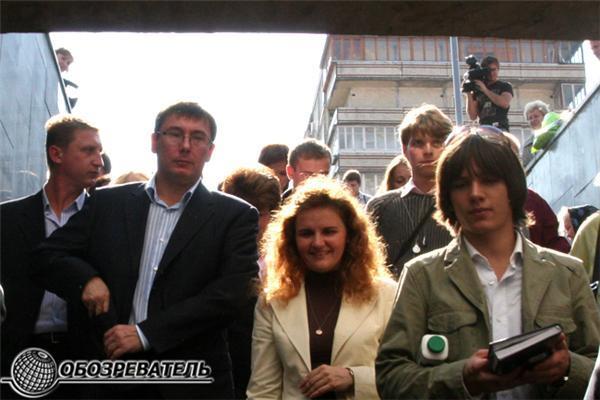 Луценко гулял по базару. Фоторепортаж