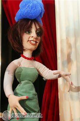 Театр політичних ляльок. Фоторепортаж