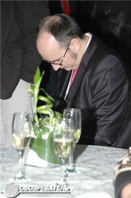Турецкий посол открыл показы TRADE MARK DEFILE
