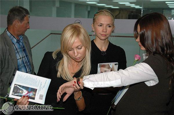 Вперше: здоров'я від Катерини Серебрянської. ФОТО