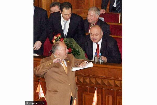 Цушко и Рудьковский - зэки или герои для новой власти?
