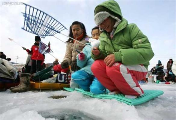 Всі на рибалку. Мільйон на льоду