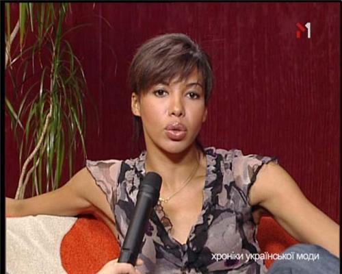 Протюнінгований ведучі українського телебачення