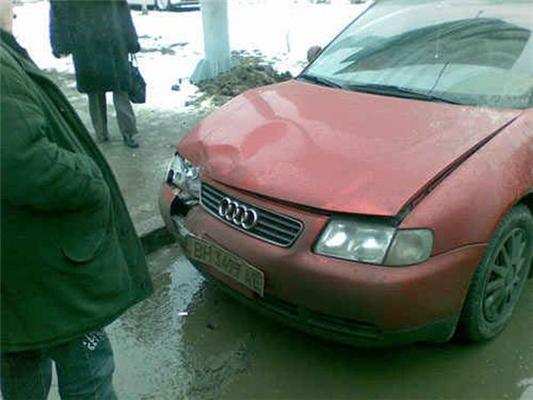 Черговий мажор-вбивця на джипі покрушіл 12 машин