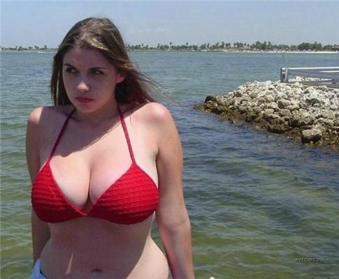 Великі груди без упорскування силікону существует.Доказательства