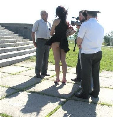 Спеціальний кореспондент веде розслідування згвалтування