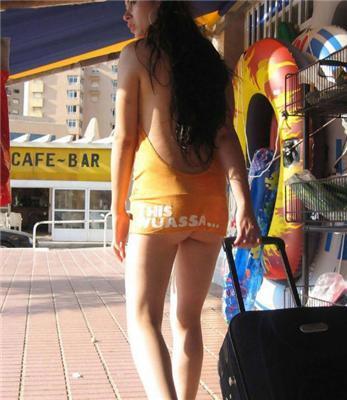 Позитив дня. Примерка презерватива и женская попка-багажник