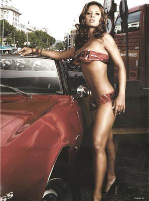 Sandra Martinez - календар 2008