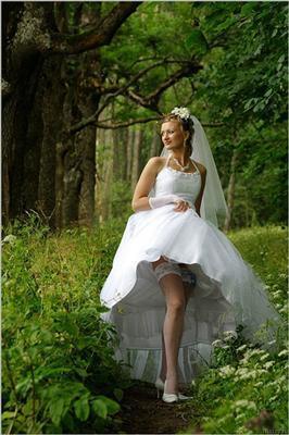 Як нареченої готуються до першої шлюбної ночі?