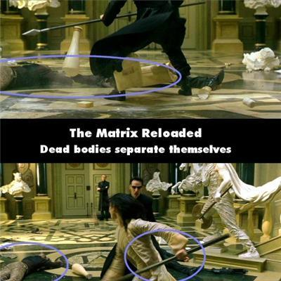 Особливо небезпечні глюки Матриці