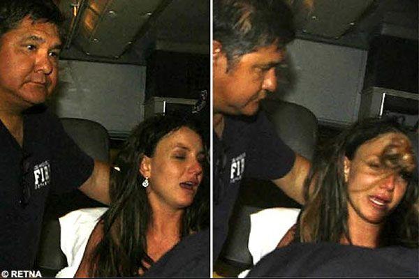 Брітні Спірс покинула психіатричне відділення лікарні