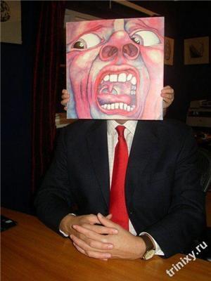 Дурилка картонная - это человек с чужим лицом. Сделай сам