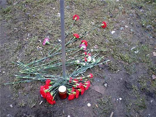 Жесть. Смерть за 13 годин. Пітер, культурна столиця Росії