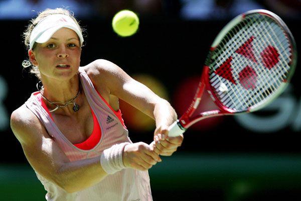 Названа самая сексуальная теннисистка