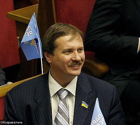 Тарас Чорновіл вийшов з Партії регіонів