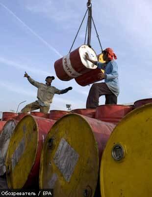 Ціна на нафту знов досягла 70 доларів