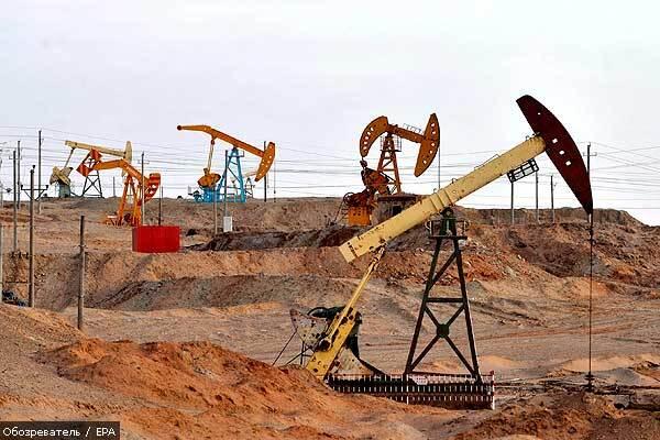 Зростання цін на нафту припинився