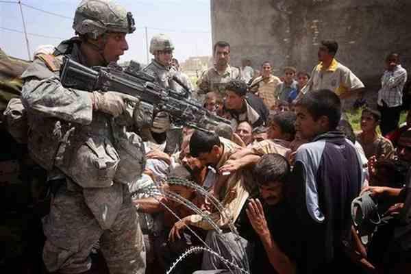 При взрыве в Ираке погибли пять человек