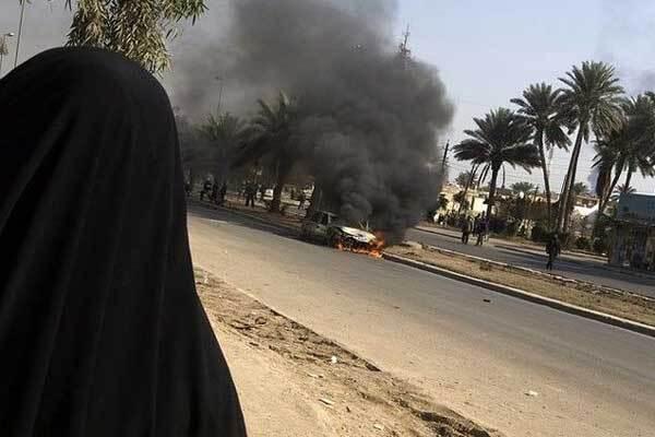 25 человек погибли из-за двойного теракта в Багдаде