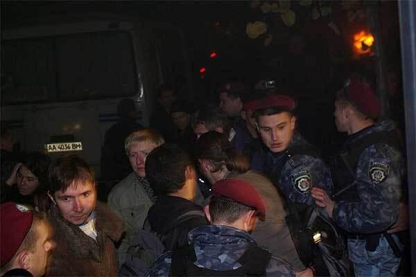"""С Луценко спросят за налет """"Беркута"""""""