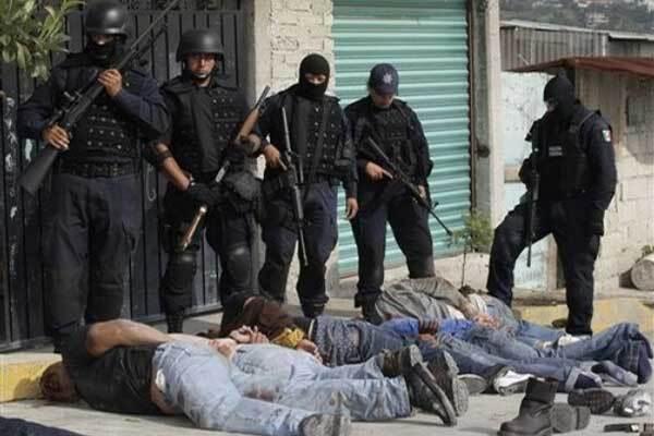 В Мексике похищены 27 человек