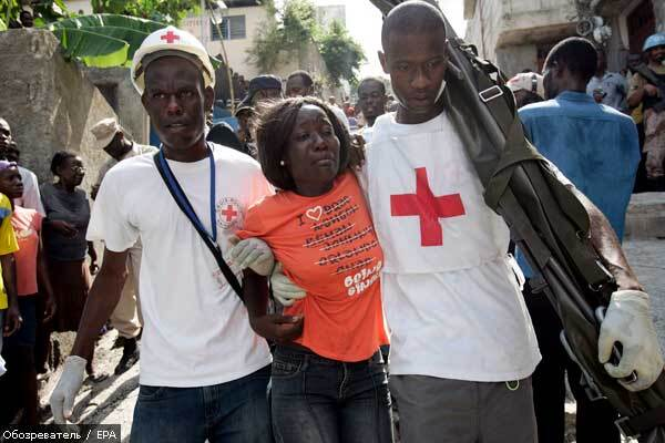 Второе обрушение школы на Гаити за неделю