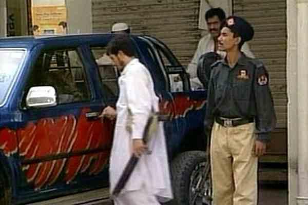 В Пакистане похищен иранский дипломат