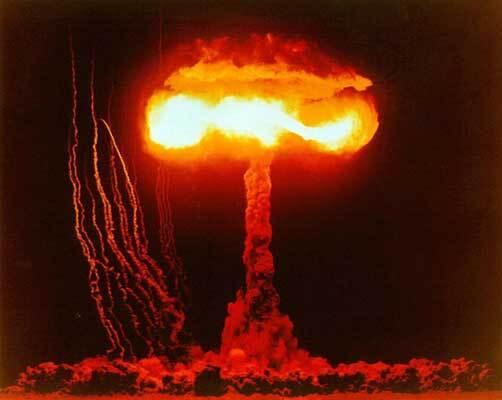 В Махачкале прогремел мощный взрыв