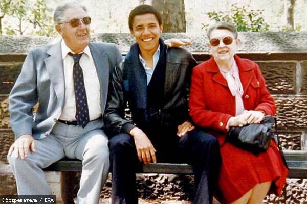 Бабушка Обамы не пережила день выборов