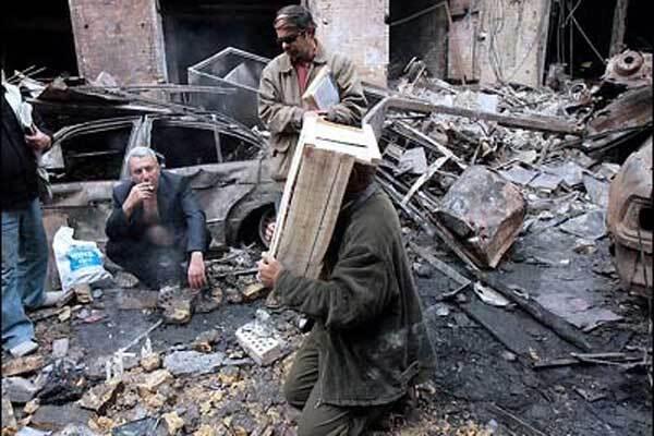В Багдаде прогремела серия взрывов, 14 погибших и 40 раненых