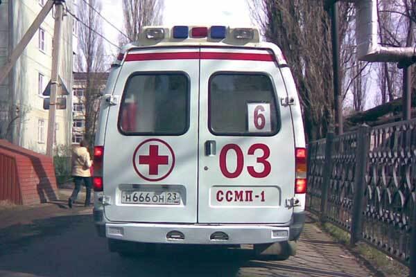 Во Львове сбили 9-летнюю гражданку России