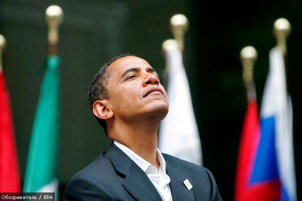 Обама проигнорировал Ющенко, Тимошенко и Медведева