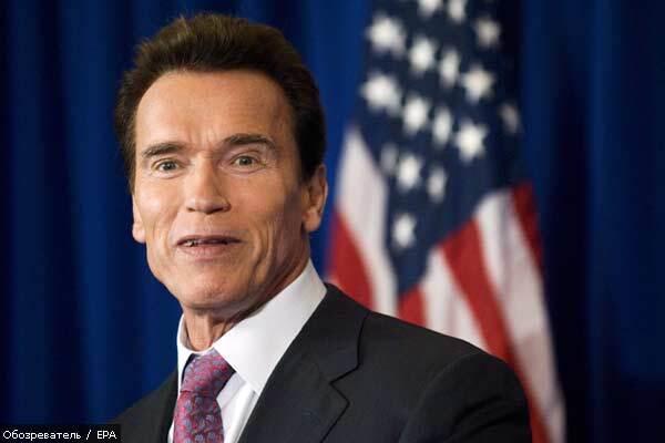 Шварценеггер займется энергетикой в команде Обамы