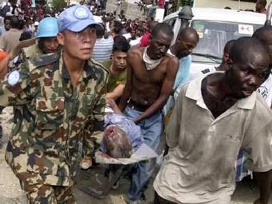 Число погибших на Гаити возросло до 82 человек