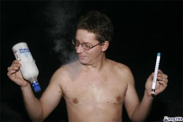 Морозиво по-російськи: низька температура, високий градус