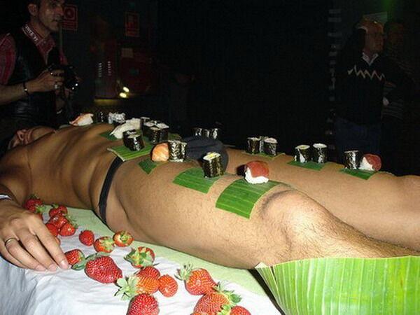 Суши для взрослых