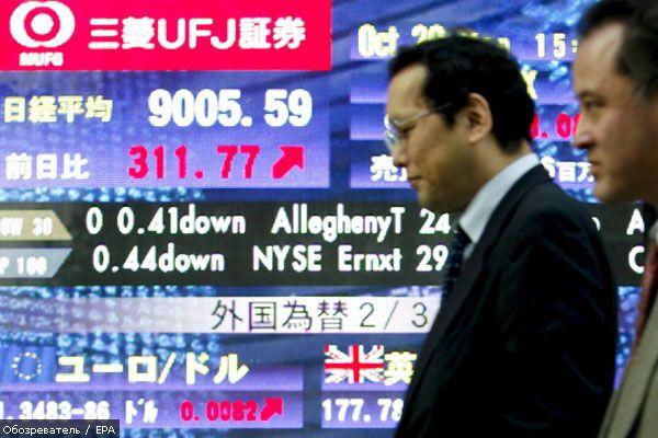 Нафта в Японії втратила 9% вартості