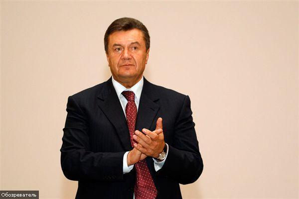 Янукович: НАТО поважаючи українців